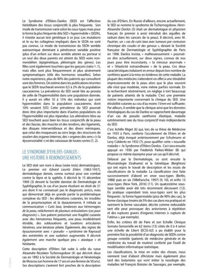 article Dr Daens